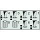 ROBBE MULTI-SWITCH-PROP 12+2 MODULE 8101